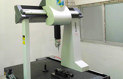Three Axis Coordinate Measuring Instrument